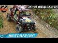 JK Tyre Orange 4X4 Fury | Motorsport | AutoToday