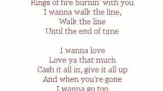 Heidi Newfield - Johnny & June (lyrics)