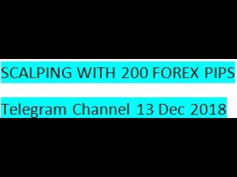 Forex telegram group 2018
