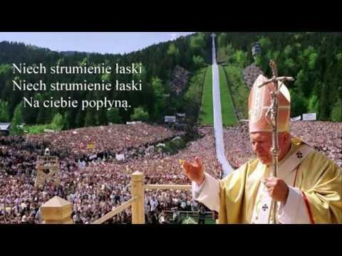 Życzymy śpiewomy I Gromy Tobie Święty Ojce - Górale Dla Papieża - (tekst I Napisy)