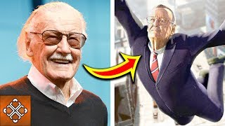 All Of Stan Lee's Cameos In Video Games