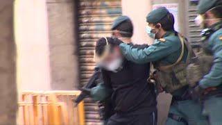 Detenido supuesto yihadista que buscó objetivos bajo el estado de alarma