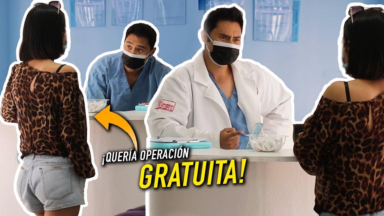 Me HUMILLA por ser RECEPCIONISTA hasta ver qué era EL CIRUJANO - ¡¿INTERESADA?! | Rodolfo Villanueva