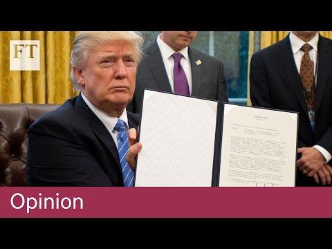 Trump's trades – Nafta and TPP | Opinion