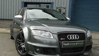 Review Audi RS4