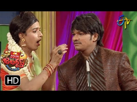 Avinash Karthik Performance | Extra Jabardasth |  4th May 2018  | ETV Telugu