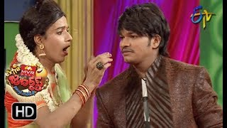 Avinash Karthik Performance | Extra Jabardasth |  4th May 2018  | ETV Telugu