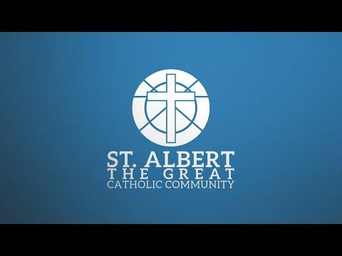St. Albert The Great -- Meet Fr. Dave Harris