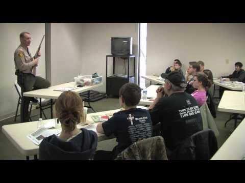 Hunter Education Opportunities For Everyone