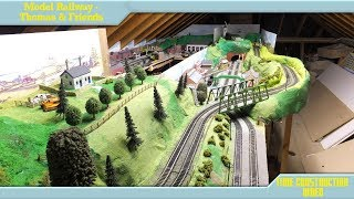 My Thomas & Friends Model Railway (2009-2014) - Construction through time