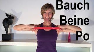28 min. Bauch Beine Po mit Gabi Fastner
