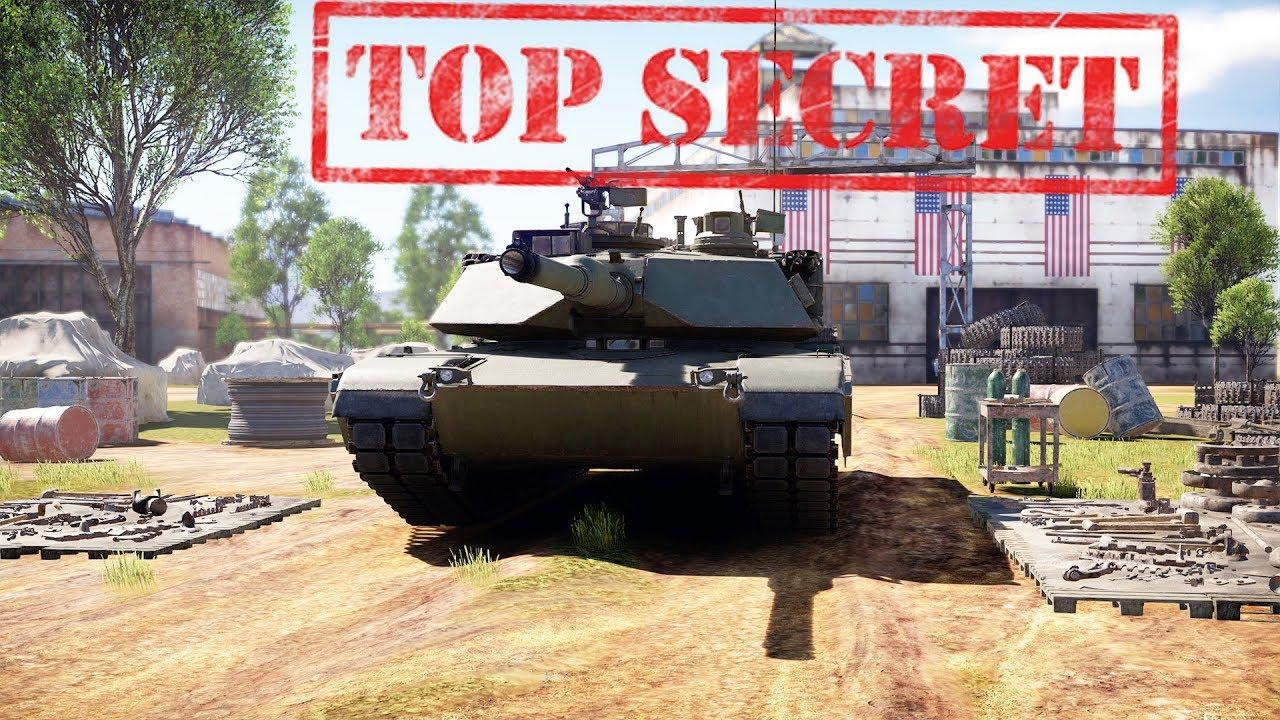 War Thunder - M1A2