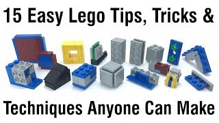 Top 15 Easy Lego Building Tips, Tricks & Techniques Anyone Can Make (#9)