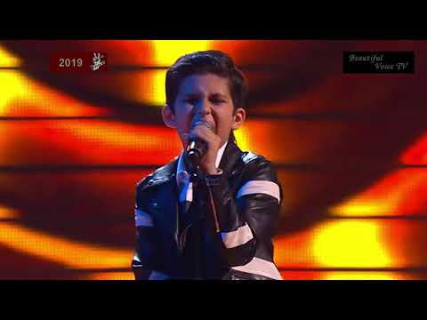 'Still Loving You' - 'The Final Countdown'. Robert. The Voice Kids Russia 2019.
