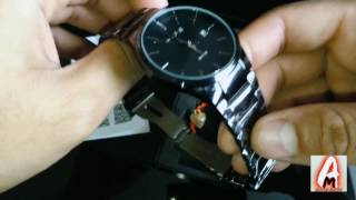 Alps Luxury Style Mens Chronograph Watch M8010 (Review)