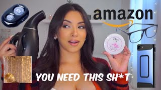 AMAZON MUST HAVES THAT'LL CHANGE YOUR LIFE | Amber Vazquez