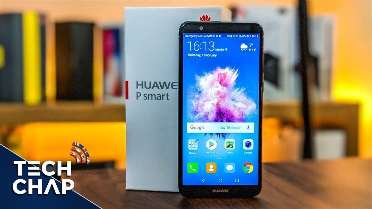 Huawei P smart Unboxing   The Tech Chap
