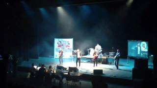 Freerunner band - beat it/push - live and unsigned @ RNCM music