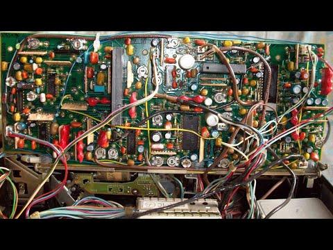 КМ конденсаторы в ВМ-18 и другие радиодетали содержащие драгиеталл.