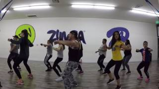 Shaky Shaky Zumba Remix - Daddy Yankee Ft. Nicky Jam - Plan B *David Aldana*