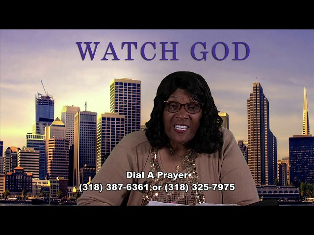 WATCH GOD 9 08