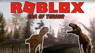 (Roblox Era Of Terror) Playing For The First Time! (3000 Subs Special!)