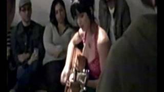 Katy Perry - (live acoustic)  Mannequin, One of the boys, Thinking of you, You´re so gay
