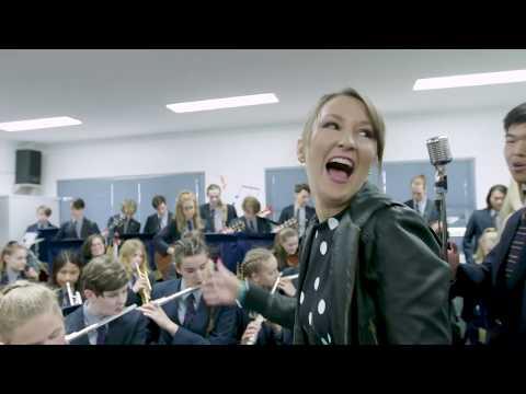 ARIA Music Teacher of the Year Award 2017 Nominee - Renee McCarthy & Josh Pyke