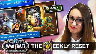 What Went Wrong With The BFA Pre-Purchase (And Why We Loved It): World Of Warcraft News