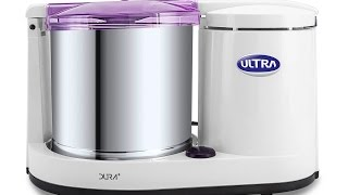 ELGI ULTRA WET GRINDER features and Demo in telugu