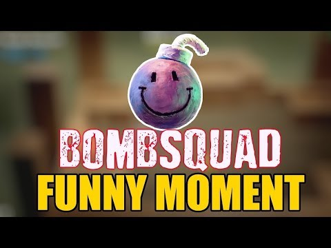BombSquad Android Funny Moments! [PART1]