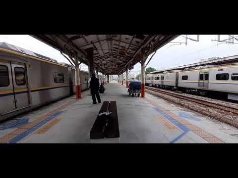 台鐵嘉義站區間車短暫雙單