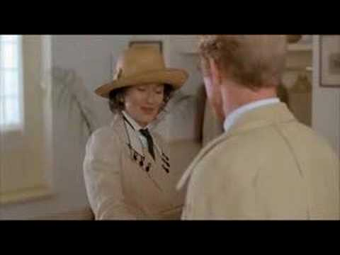 Out of Africa - Love scenes
