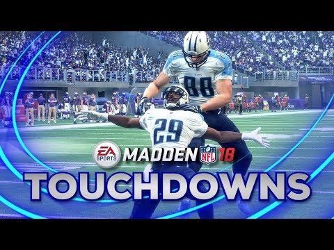 Madden NFL 18 Touchdowns & Celebrations