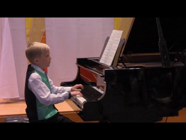 22 Burgmüller, Barcarolle Op. 100 No. 22