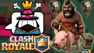 Clash Royale - Epic Battle P.E.K.K.A's PLAYHOUSE!