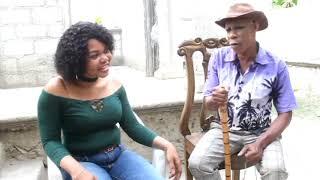 Lanmou Se Rèl epizod 27 : Simeon, Santiana & Fredji ( Haitian comedy movie ) YouTube !!