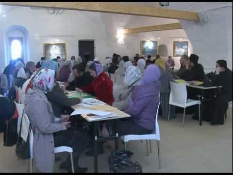 Семинар работников воскресных школ в Старице.