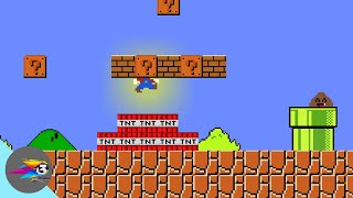 New Super Mario EXTREME Errors