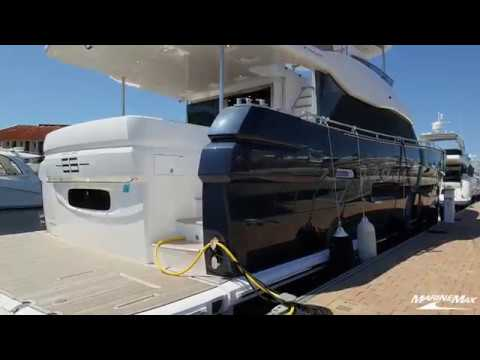 2017 Azimut Magellano 66 For Sale At MarineMax Naples Yacht Center