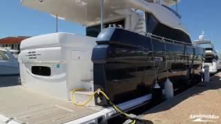 2017 Azimut Magellano 66 For Sale At MarineMax Naples Yacht Center