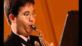 Candlelight Blues (แสงเทียน) by H.M. the King Bhumibol / Siam Saxophone Quartet