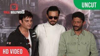 UNCUT - MADAARI Official Trailer Launch | Irrfan Khan, Jimmy Shergill | T-Series