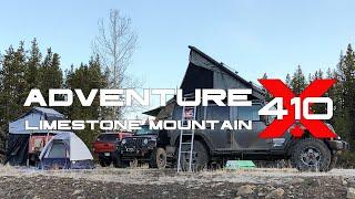 ADVENTURE in Limestone Mountain!