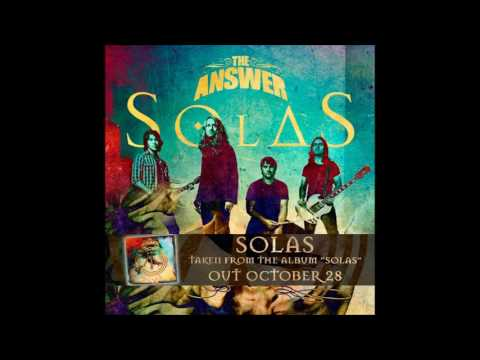 THE ANSWER - Solas (Official Audio) | Napalm Records