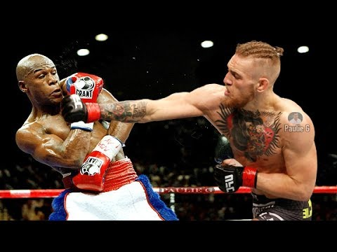 Connor Vs Mayweather