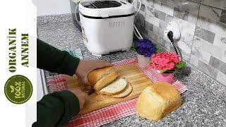 Tefal Pain Dore Ekmek Yapma Makinası ile Normal Ekmek Nasıl Yapılır?