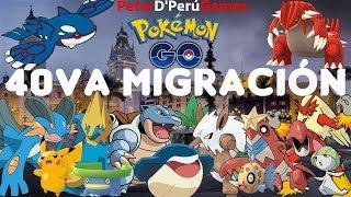40va Migración