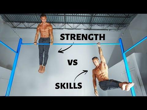 How to Program Strength & Skill Training in Calisthenics (TOP 3 METHODS)