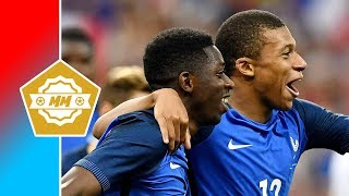 Transfer news • mbappe and dembele to real madrid?!